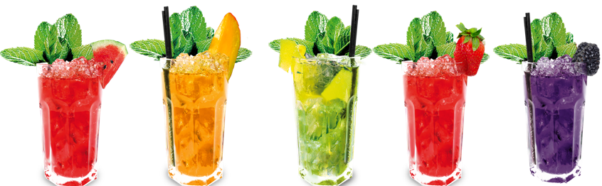 Mojitos sin alcohol